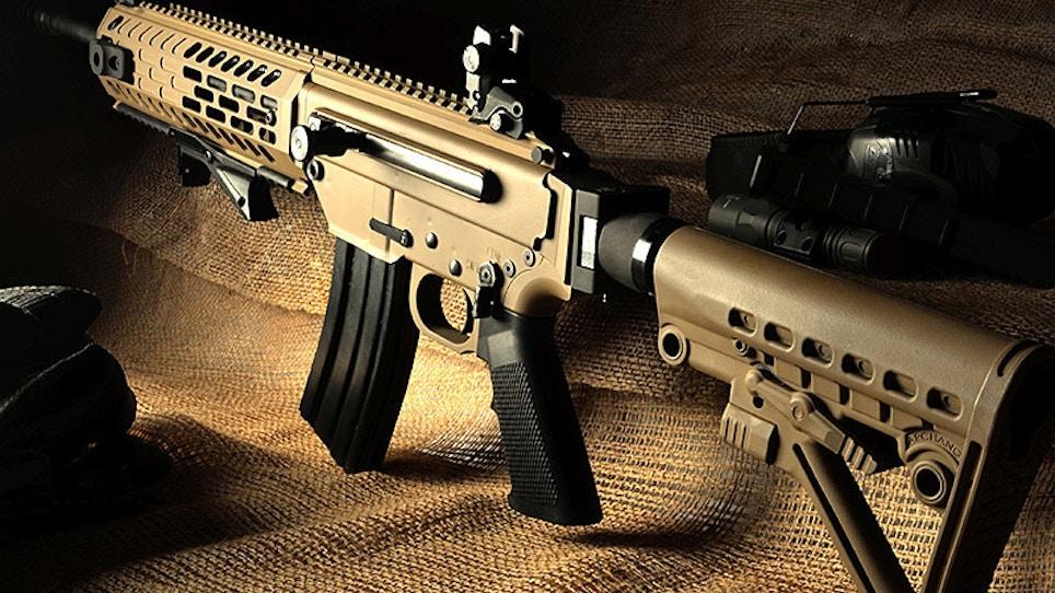 MasterPiece Arms MPAR 556 Gen II