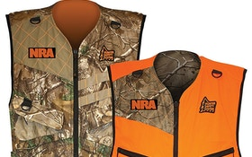 NRA Patriot Vest From Hunter Safety Systems