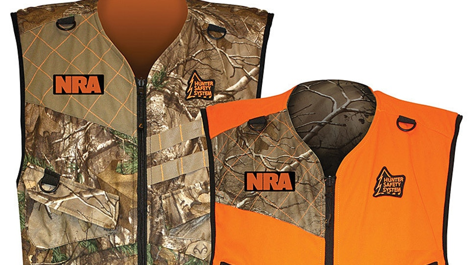 1f921ee8aede8 NRA Patriot Vest From Hunter Safety Systems | Shooting Sports Retailer