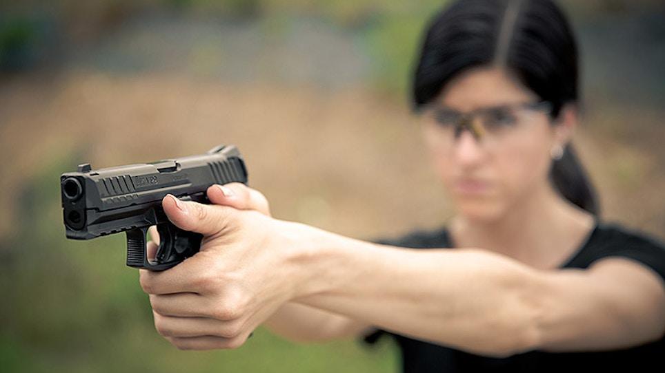 Whoa! Heckler & Koch Introduces Its New VP9 Pistol