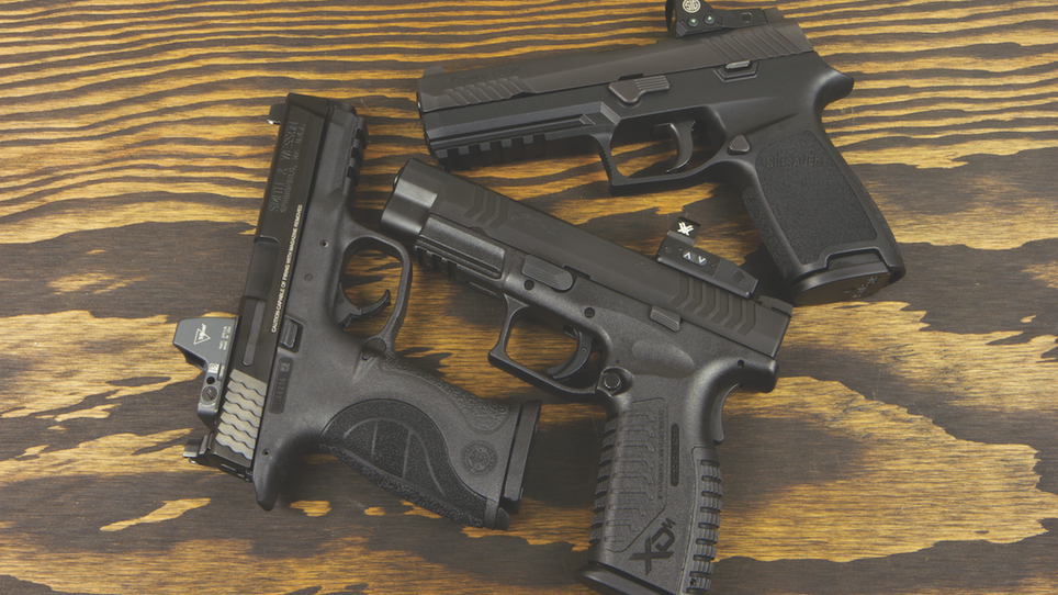 What you should know about red dot sights and handguns