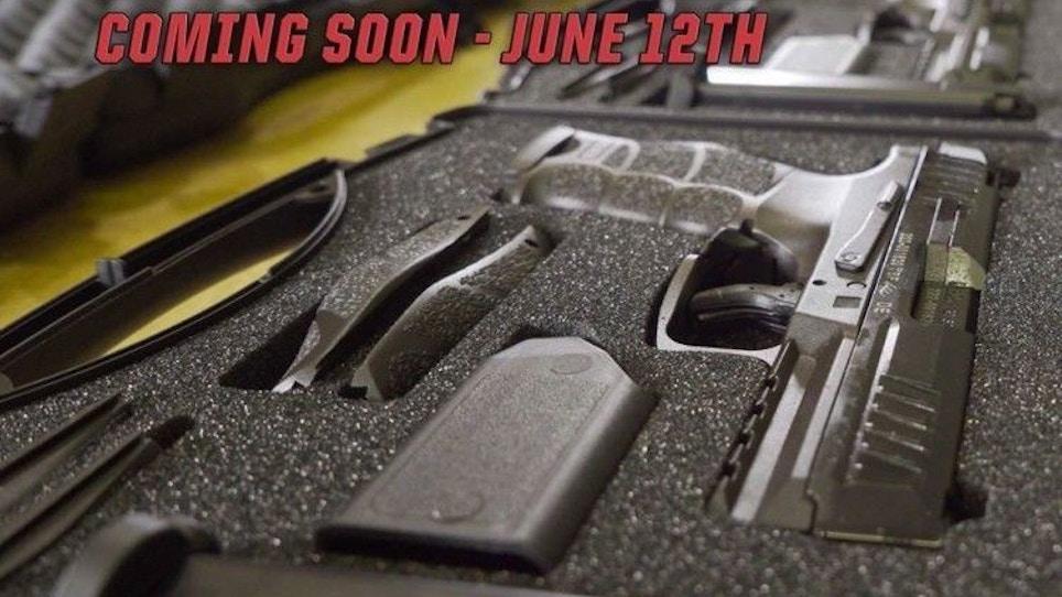H&K Now Offers VP Pistol In .40cal