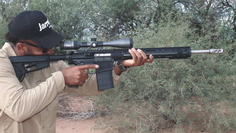 Rifle Review — Shaw ERS-10: 6.5 Creedmoor or .308 Win.