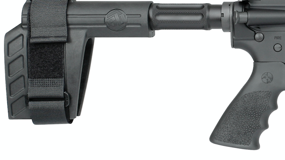 Rock River Arms Adds Two New AR-Pistols With SB Tactical Braces