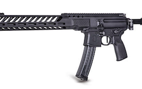 SIG SAUER Releases Enhanced MPX Pistol Caliber Carbine