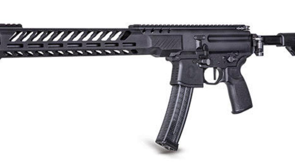 SIG SAUER Releases Enhanced MPX Pistol Caliber Carbine