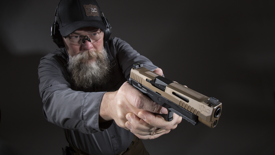What you should know about the P320 X-VTAC pistol
