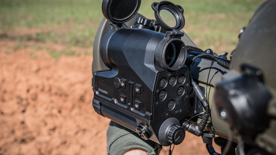 Aimpoint Wins Fire Control Systems Contract From U.S. Armed Forces