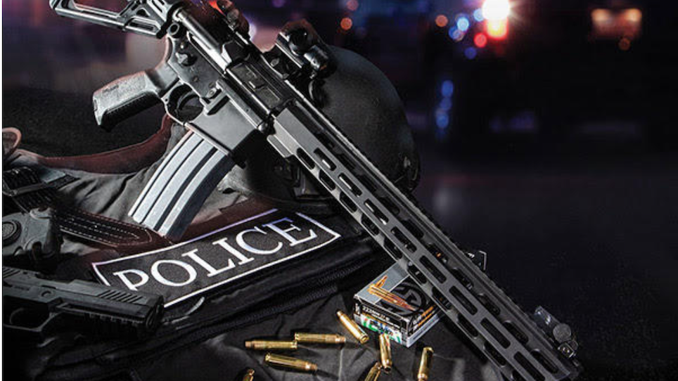 Philadelphia PD Adopts Sig Sauer M400 Pro Rifle