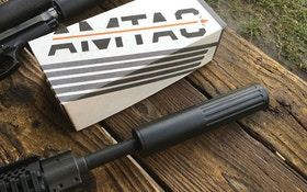 AMTAC Suppressor Shortens The Rifle Silencer Market