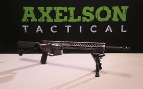 An AXE With A Big Edge: The Axelson Tactical Line Of High Quality ARs