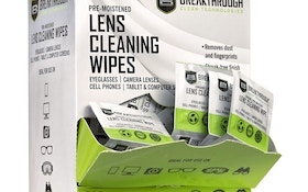 Breakthrough Clean Technologies Lens Cleaning Wipes