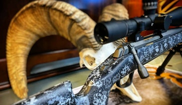 2020 New Hybrid Hunting Rifles