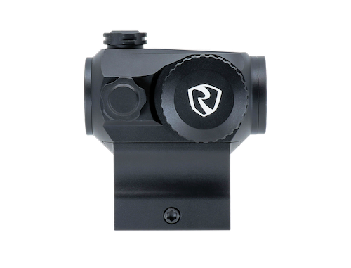 The Riton Mod 3 RMD offers a precise 2-MOA dot and six illumination settings.