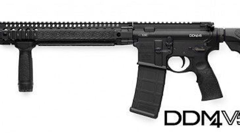 Daniel Defense Makes A Good Rifle For LEOs