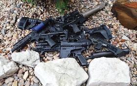 Short-Barreled AR-15 Pistols Gaining Popularity Among PDWs