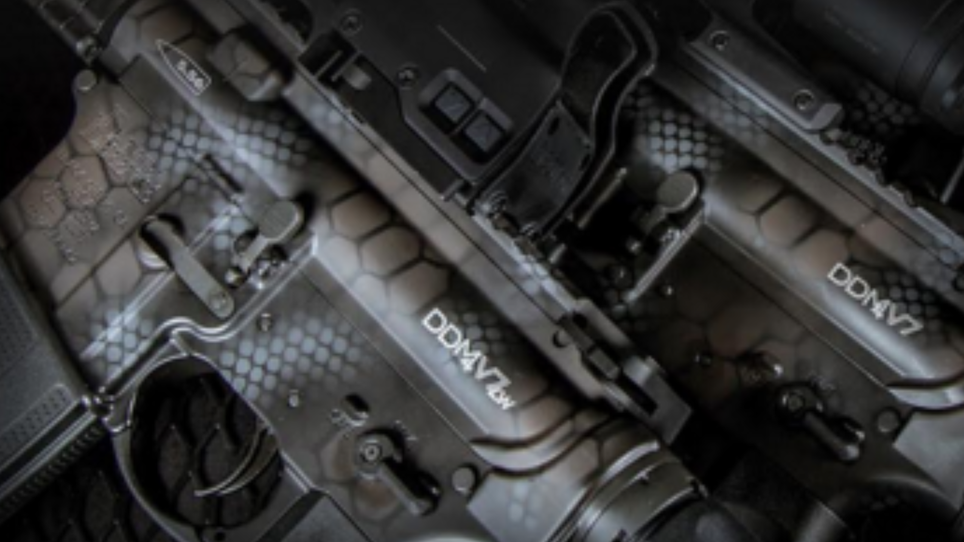 Daniel Defense Adds Rattlecan Finish to Custom Line