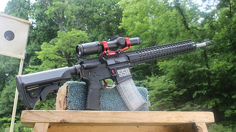 Building The Ultimate Custom 3-Gun Rifle With Del-Ton And Friends