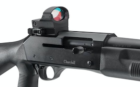 EAA Churchill 620 Tactical Pump-Action Shotgun