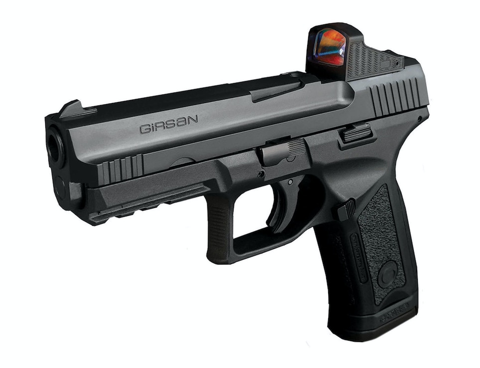 EAA CORP | MC9 Pistol with FAR-DOT Optics