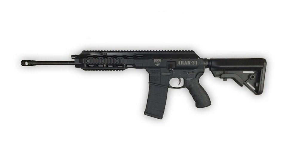It Is Alive! ... The Faxon Firearms ARAK-21