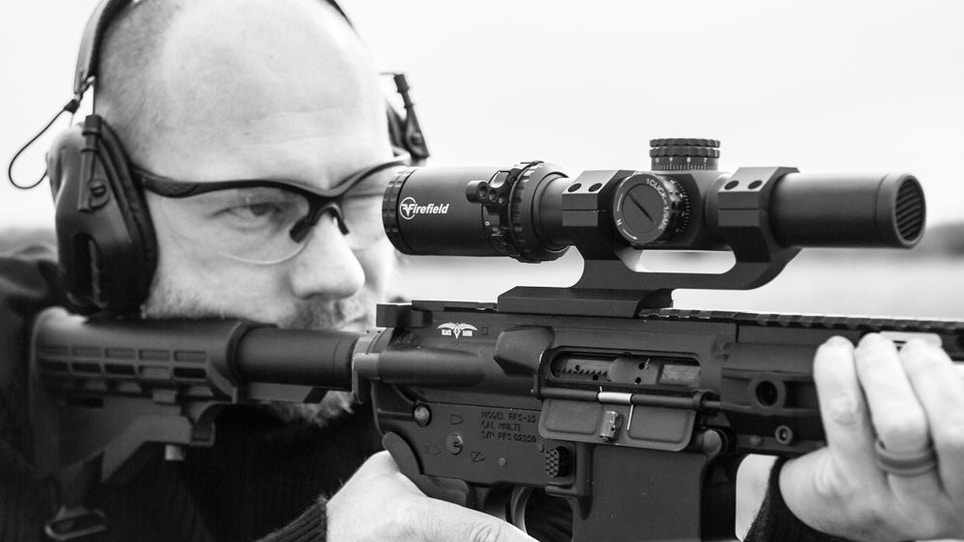 New for 2019: Firefield RapidStrike Close- to Mid-Range Riflescope