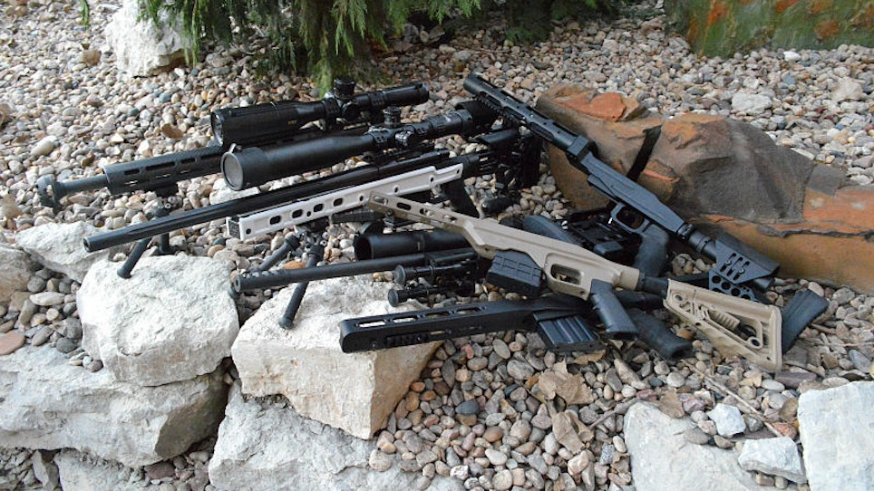 2016 Rifle Chassis Buyer's Guide | Tactical Retailer