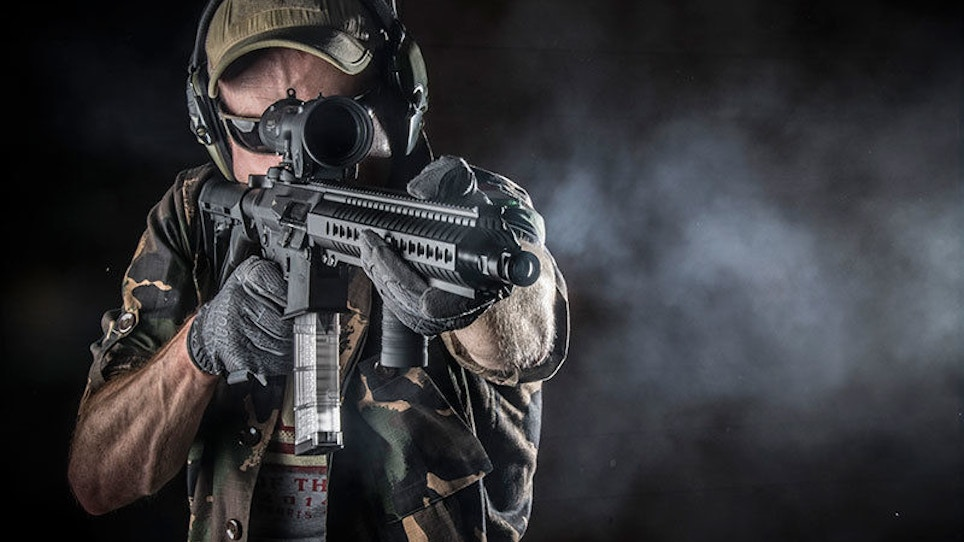 The New CMMG Anvil In 458 SOCOM Will Hammer Anything Thrown At It