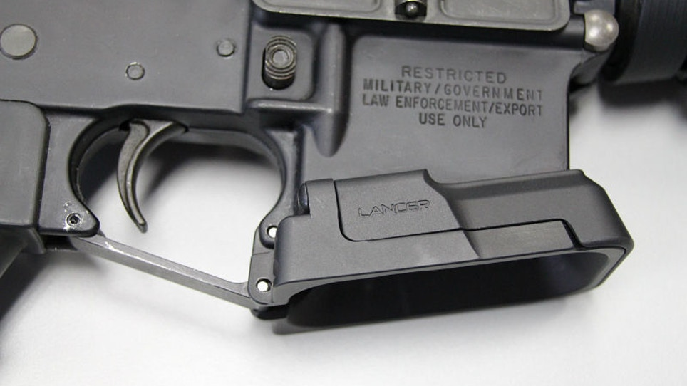 Lancer Systems Makes Some Awesome AR-15 Accessories