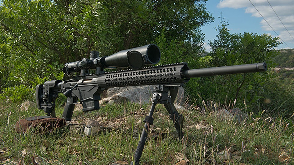 Hands On The New Ruger Precision Rifle
