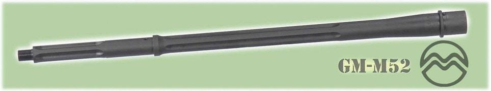 GREEN MOUNTAIN | GM-M52 AR-15 Custom Barrel
