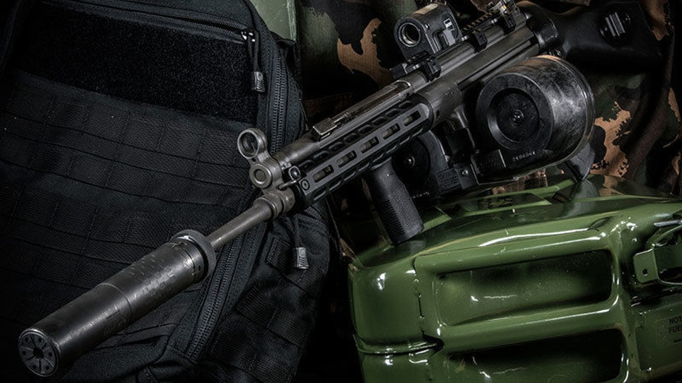 Here Are 6 Ways To Dial Out Your Heckler & Koch 93 With Awesome Accessories
