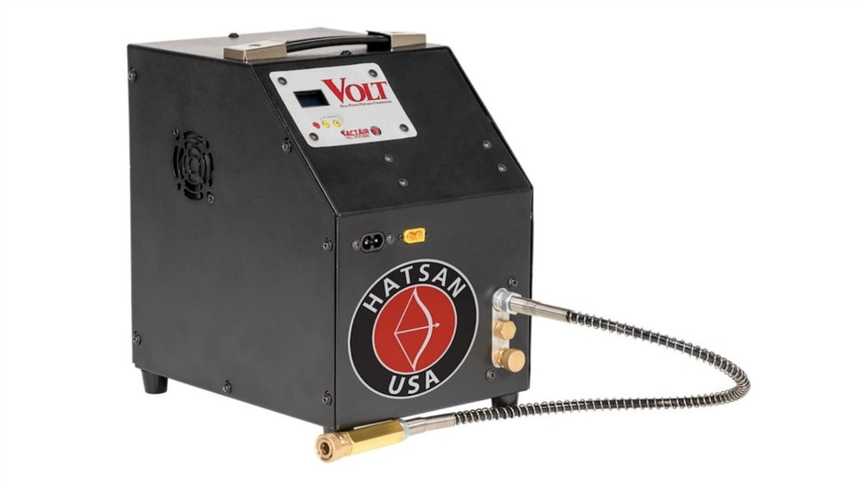 HatsanUSA Volt Dual-Power Portable Compressor