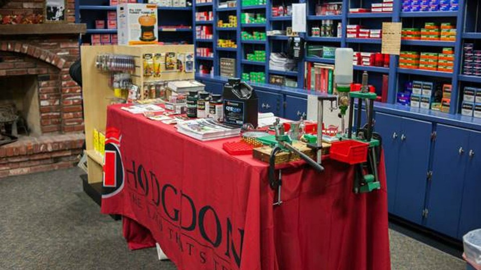 Hodgdon's Reloading Road Show Spurs Repeat Business