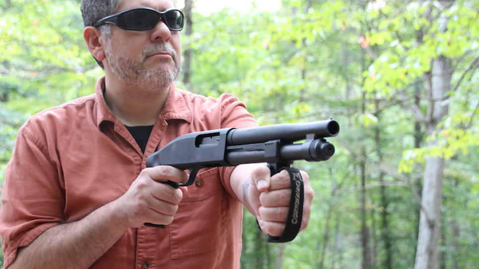 We Review the Mossberg Compact Cruiser AOW Shotgun