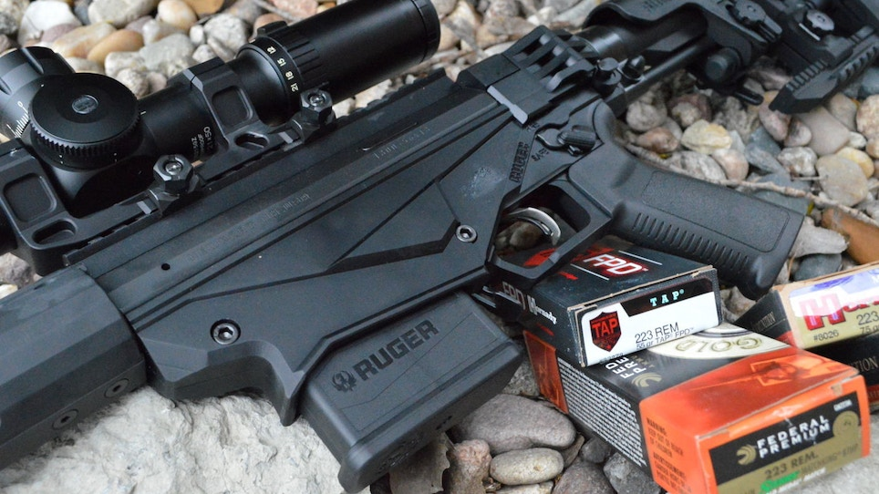 Reviewed: Ruger Precision Rifle .223/5.56