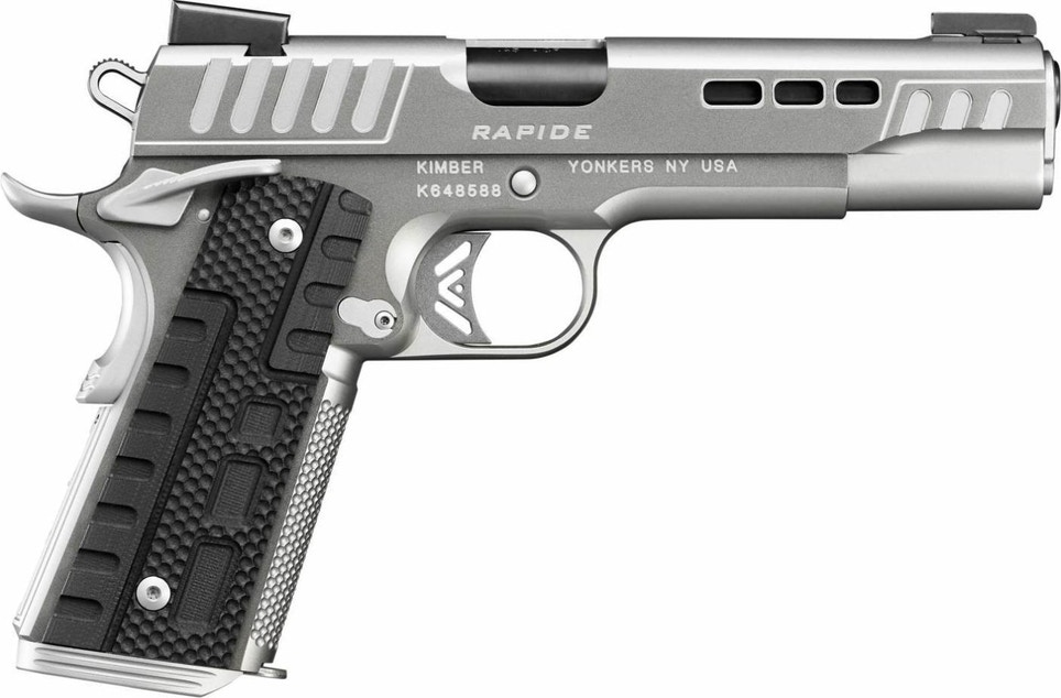 Kimber Rapide Black Ice