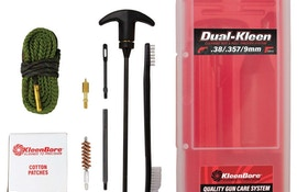 KLEENBORE | Dual-Kleen Gun Cleaning System