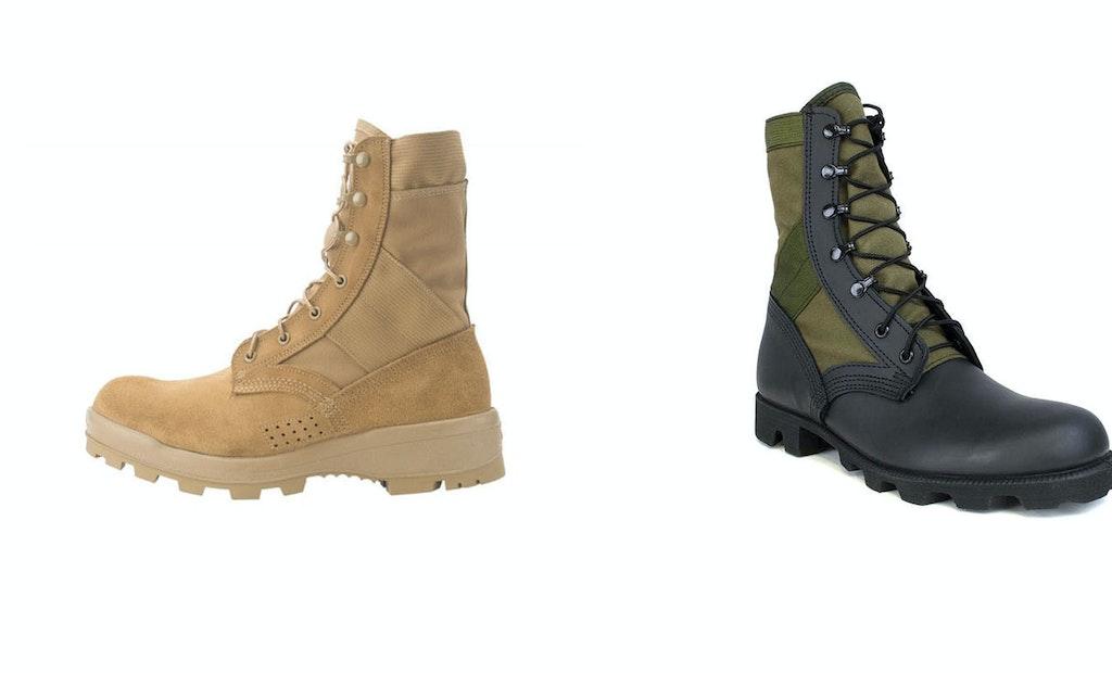 The Jungle Boot Makes A Comeback