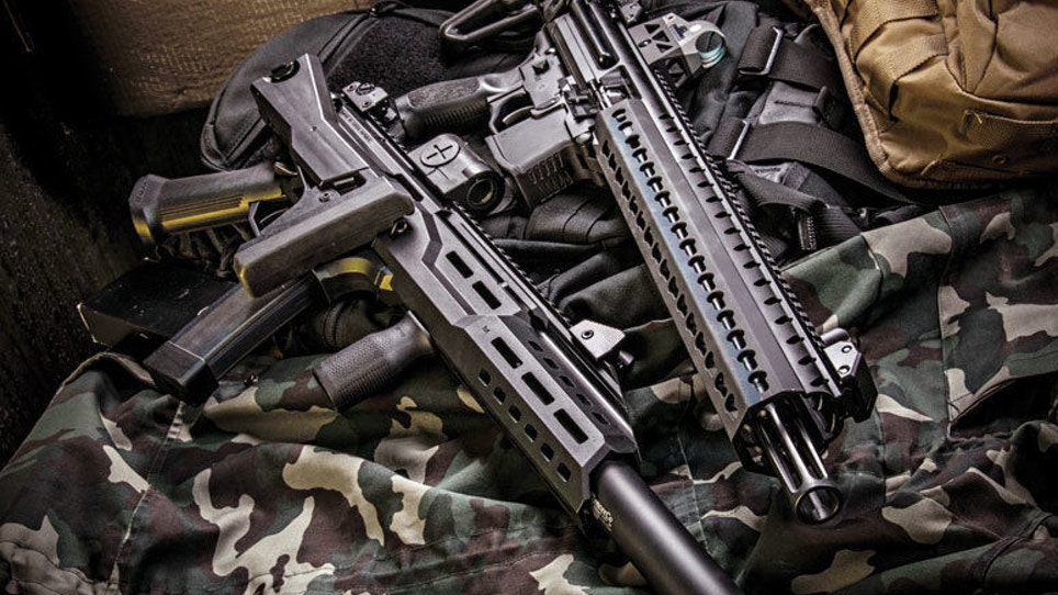 Battle Of The Faux Sub-Guns: MPX vs  Scorpion | Tactical Retailer