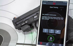 High-tech Handgun Training With the Mantis X10