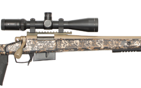 First Look: McMillan SENTRY Modular Bolt Rifle Stock