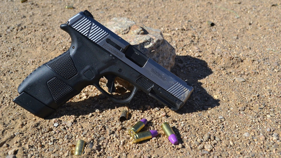 Pistol Review: Mossberg MC2c