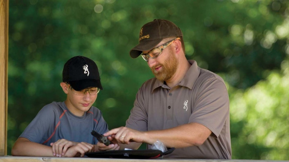 Firearm Industry Keeps Safety Top Priority As Families Begin Reuniting