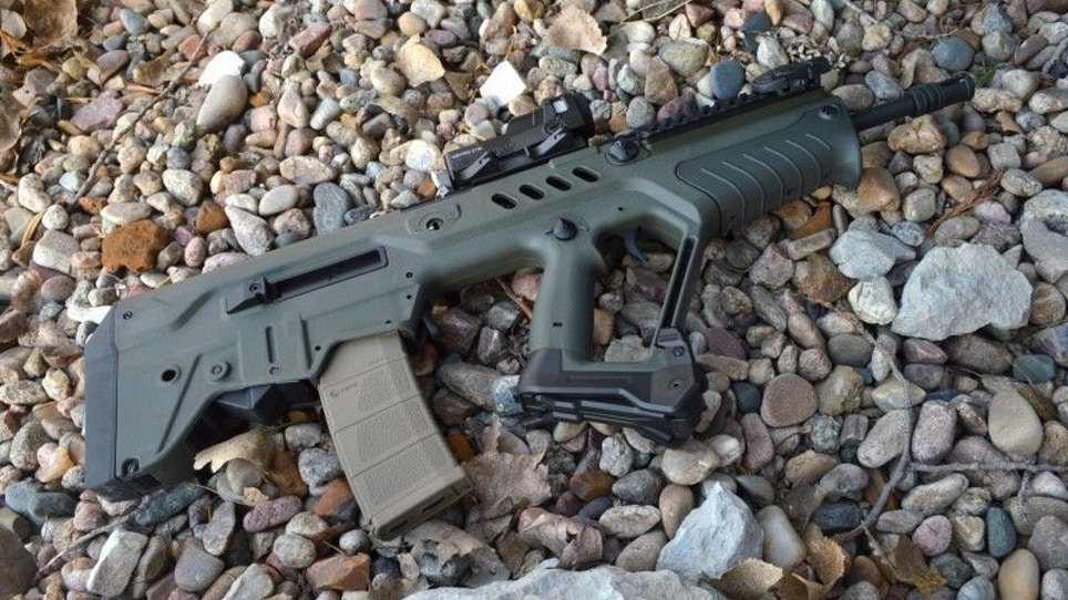 5 Ways To Trick Out A Tavor