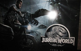 Crimson Trace Lasers Featured In 'Jurassic World' Movie