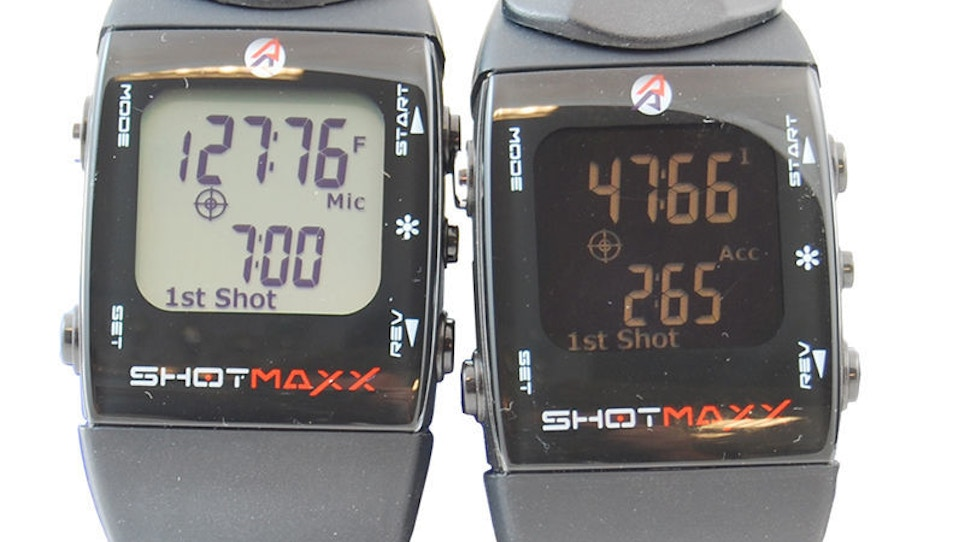 Double Alpha SHOTMAXX Timer