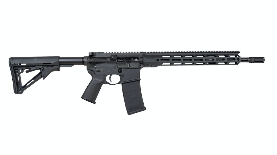New 300LE Rifle Headlines Law Enforcement Division at RISE Armament