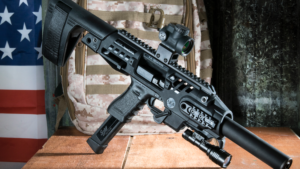 Review: CAA Roni Brace Elevates Pistol From backup weapon to fighting gun