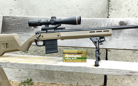 Rifle Review: Remington 700 Magpul Enhanced Rifle